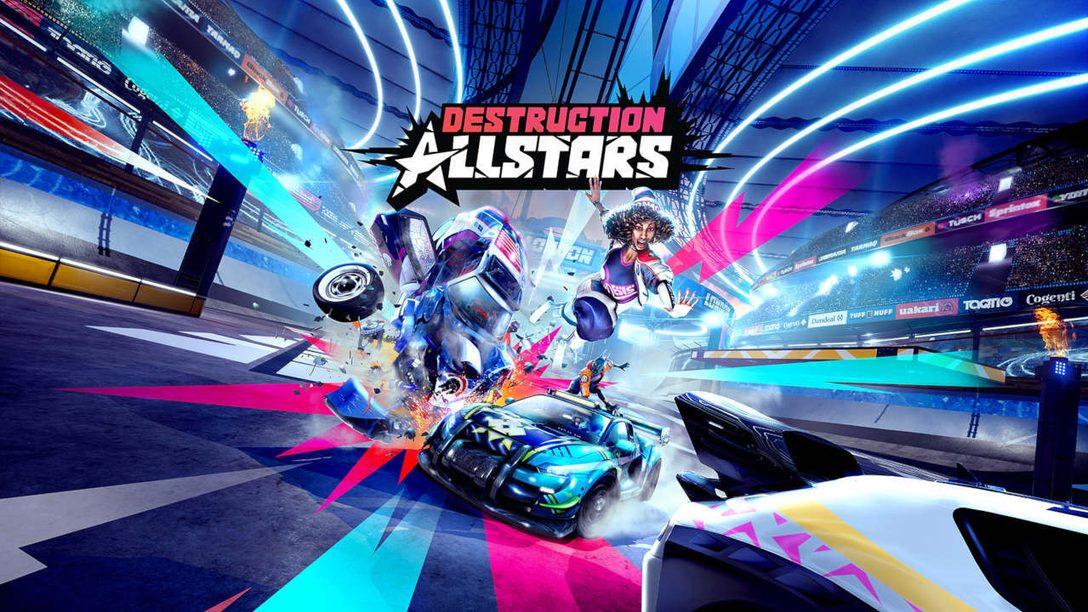 Colpisci, distruggi e fatti strada verso la fama in Destruction AllStars, in arrivo su PS5