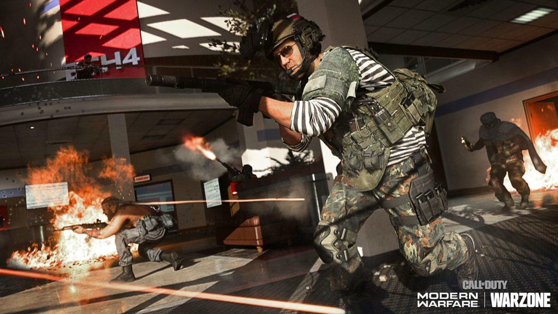 Call of Duty: Modern Warfare Stagione 6 aggiunge il sistema metropolitano e contenuti esclusivi per PlayStation