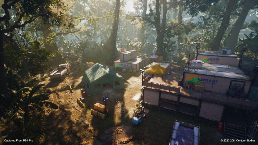 Nuova mappa e nuova modalità in arrivo oggi su Predator: Hunting Grounds