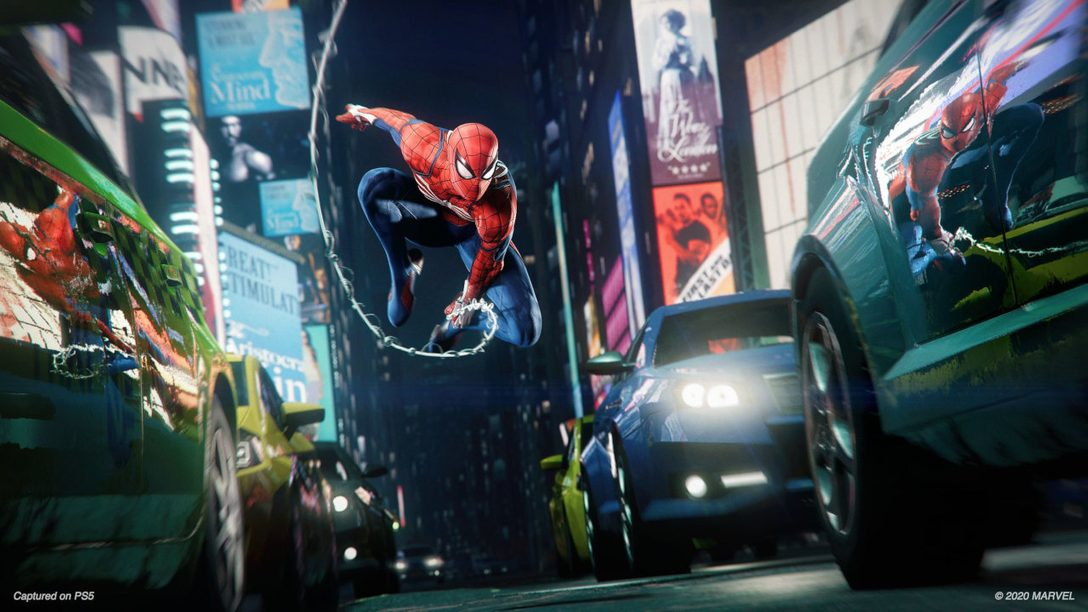 Marvel's Spider-Man Remastered: tutti i dettagli