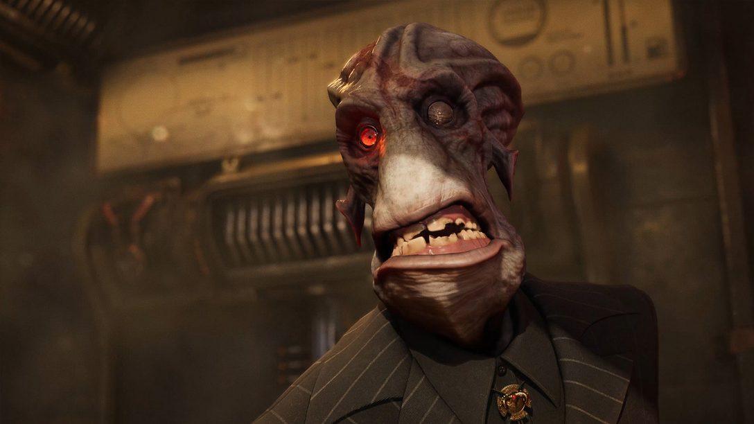 Il nuovo gameplay di Oddworld: Soulstorm per PS5 alza la posta in gioco.