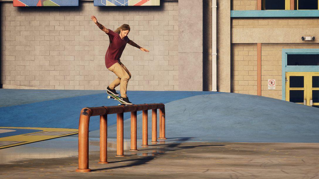 La leggenda continua – Tony Hawk's Pro Skater 1 + 2 ora disponibile su PS4