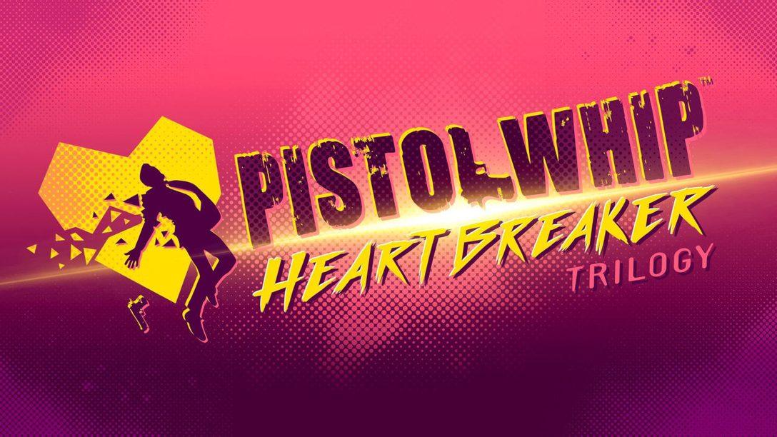 L'aggiornamento The Heartbreaker Trilogy di Pistol Whip è ora disponibile