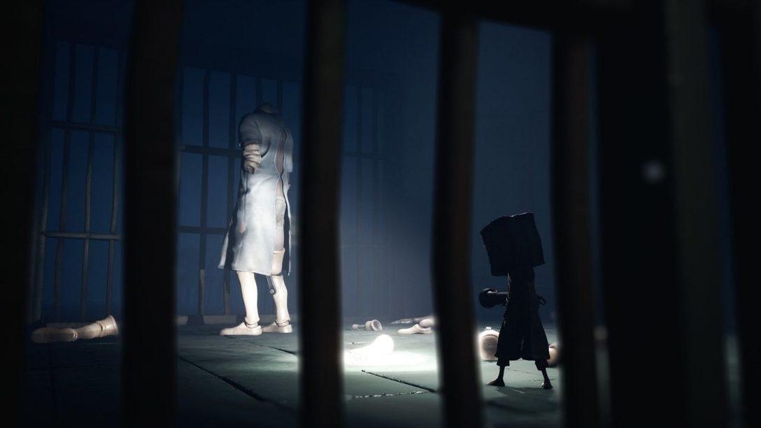 Diamo un'occhiata in anteprima all'Ospedale di Little Nightmares II