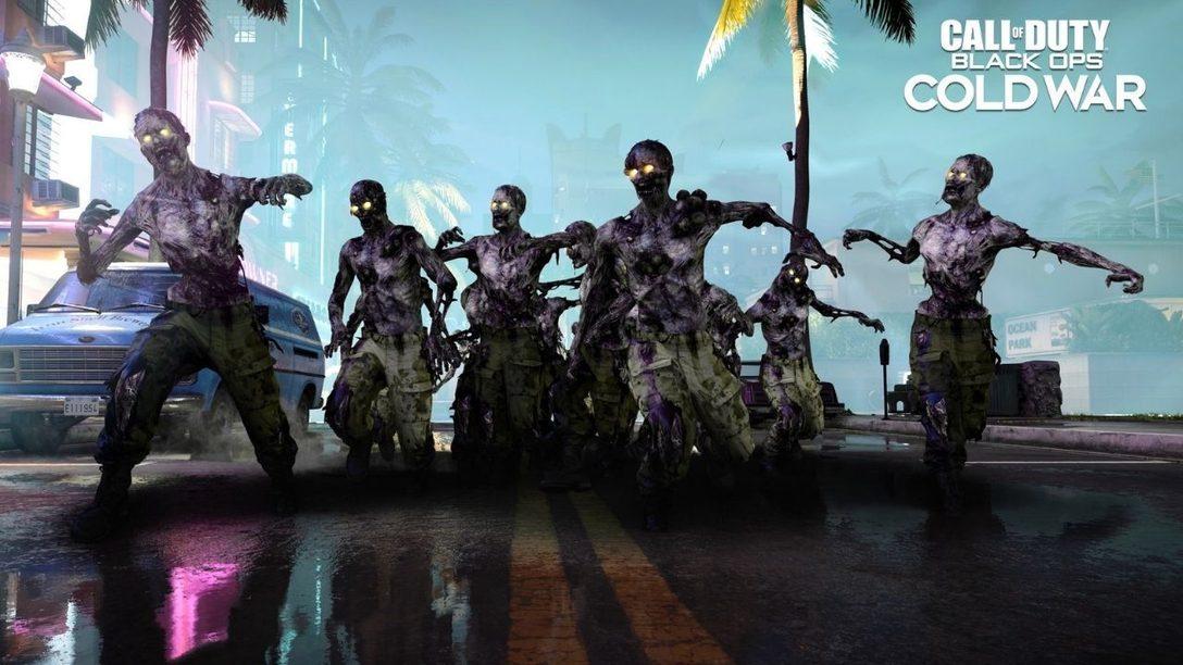 Un'occhiata più da vicino alla modalità Zombies Onslaught di Call of Duty: Black Ops Cold War