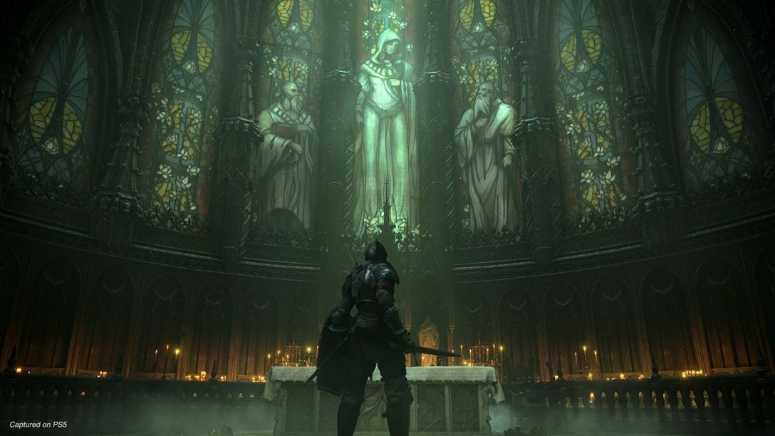 Il nuovo gameplay di Demon's Souls rivela boss e altro ancora