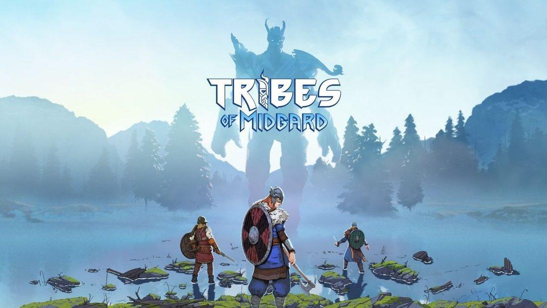 Lotta contro la fine del mondo in Tribes of Midgard