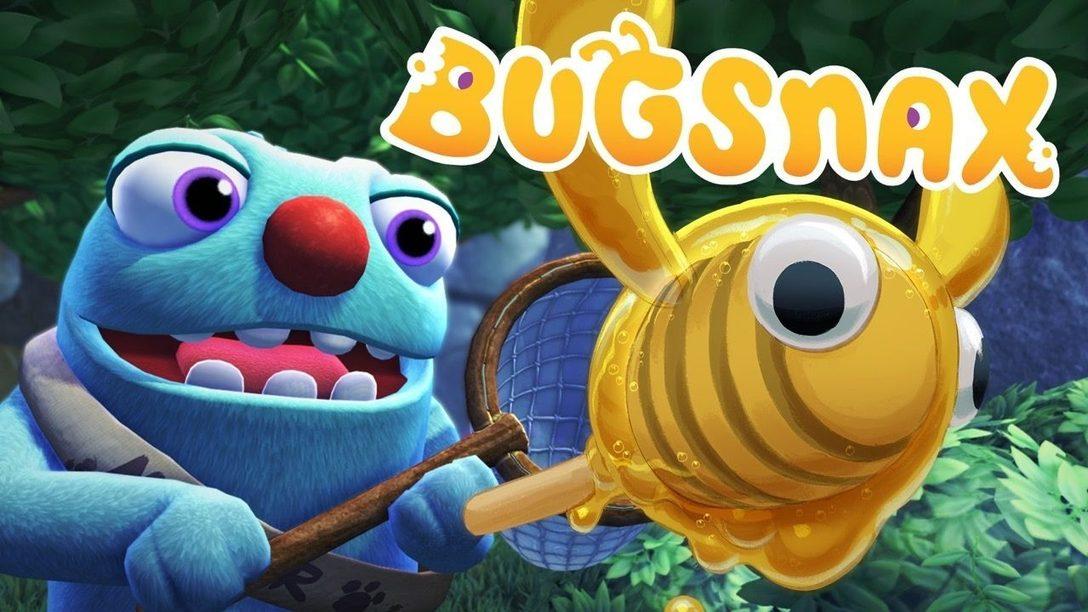 Bugsnax gratuito al momento del lancio su PS5 per gli abbonati PS Plus