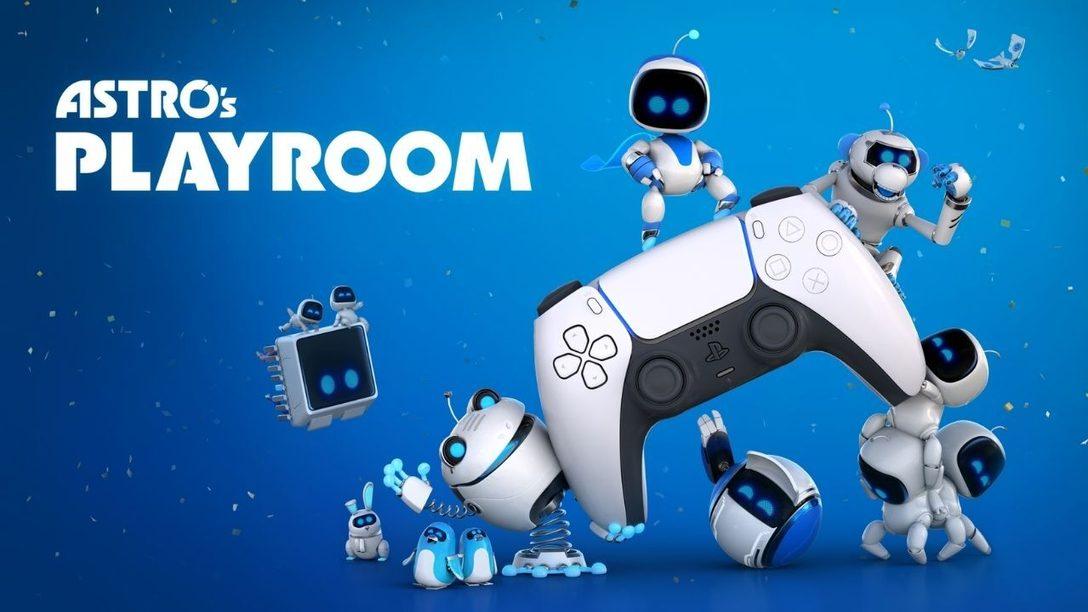 Libera la potenza del controller wireless DualSense con Astro's Playroom