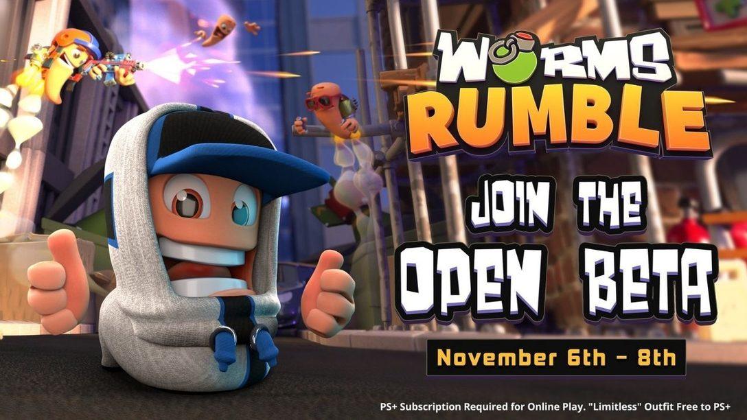 Sbaragliate la concorrenza nella beta aperta di questo weekend con 7 suggerimenti di gioco per Worms Rumble