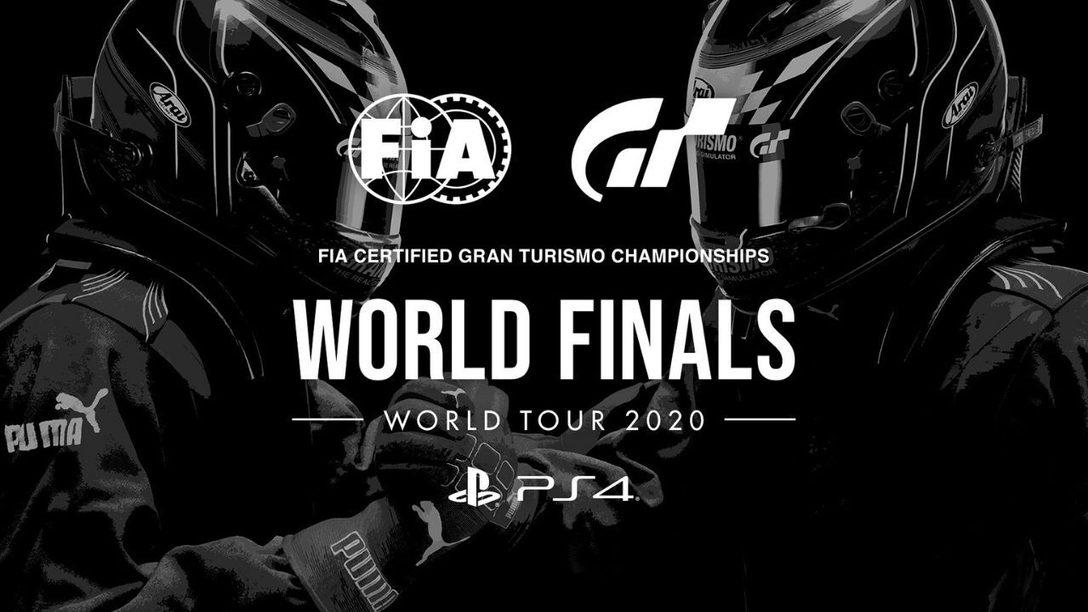 Le finali regionali del FIA Gran Turismo Championship 2020 iniziano il 22 novembre