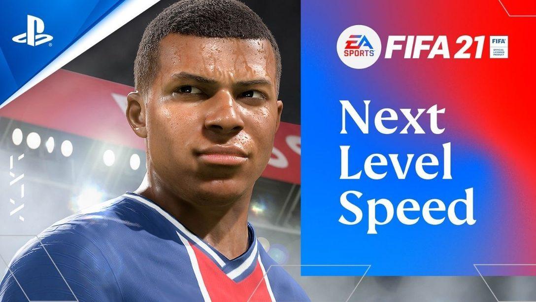 Gioca su un nuovo livello con FIFA 21 su PlayStation 5, disponibile dal 4 dicembre