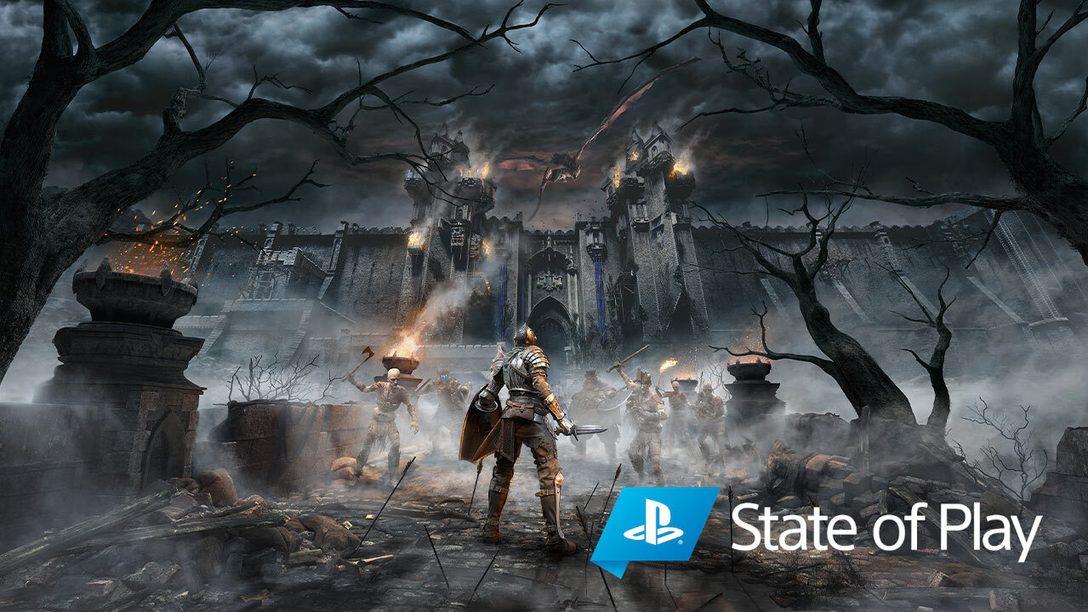 State of Play: Immergiamoci nel mondo di Demon's Souls