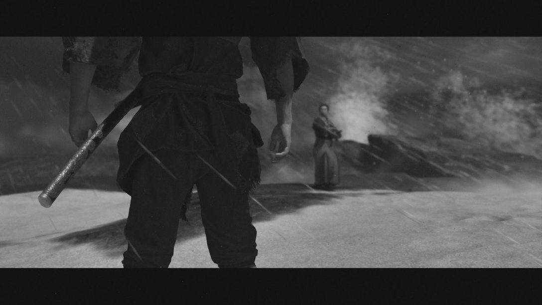 La via della spada: bilanciamento della letalità e del sistema di combattimento in Ghost of Tsushima