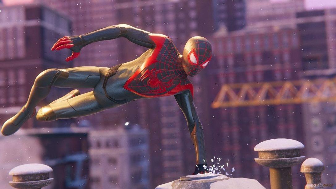 Marvel's Spider-Man: Miles Morales esce questa settimana su PS4 e PS5
