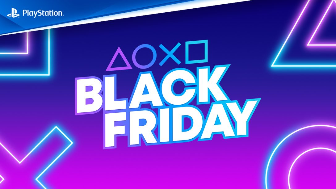 Le offerte PlayStation del Black Friday iniziano oggi