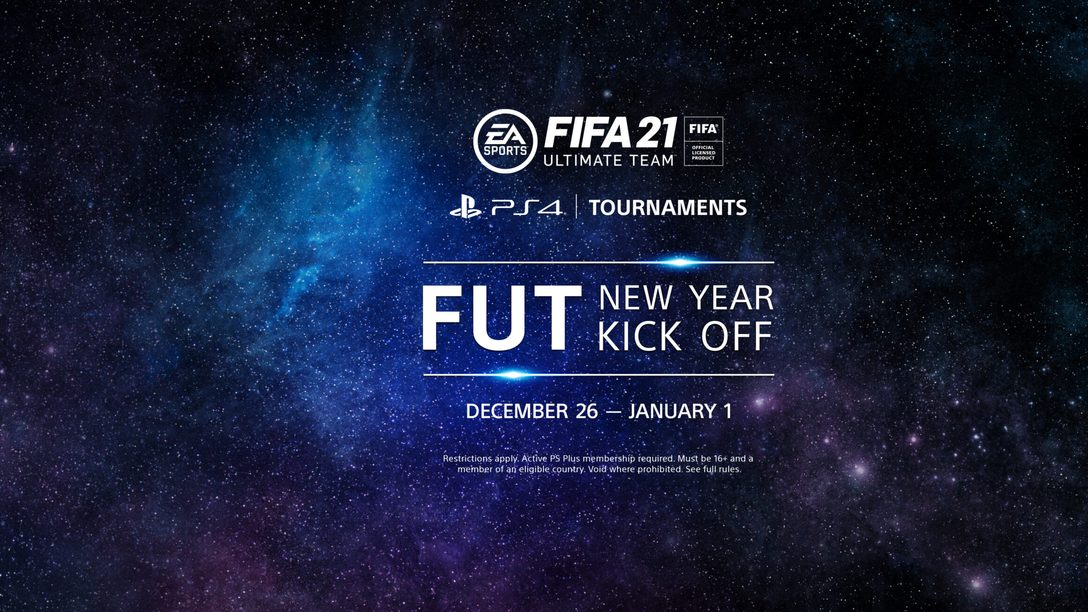 Inizia l'anno nuovo con i tornei FUT su PS4