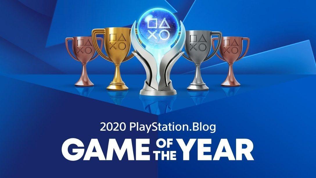 I sondaggi Game of the Year di PlayStation.Blog sono iniziati