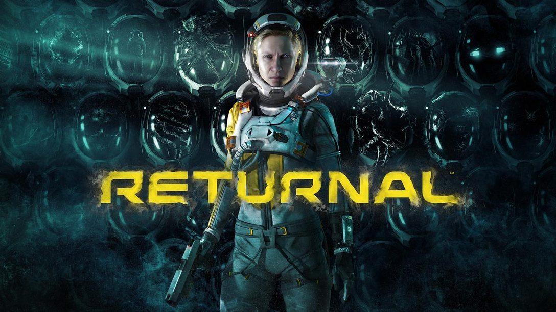Returnal disponibile su PS5 il 19 marzo 2021