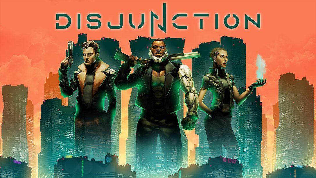 Il GDR d'azione furtivo Disjunction è in arrivo su PS4 il 28 gennaio