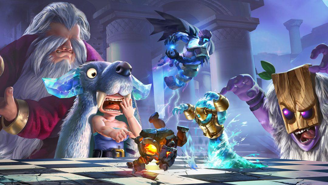 Auto Chess arriva su PS4 il 27 gennaio