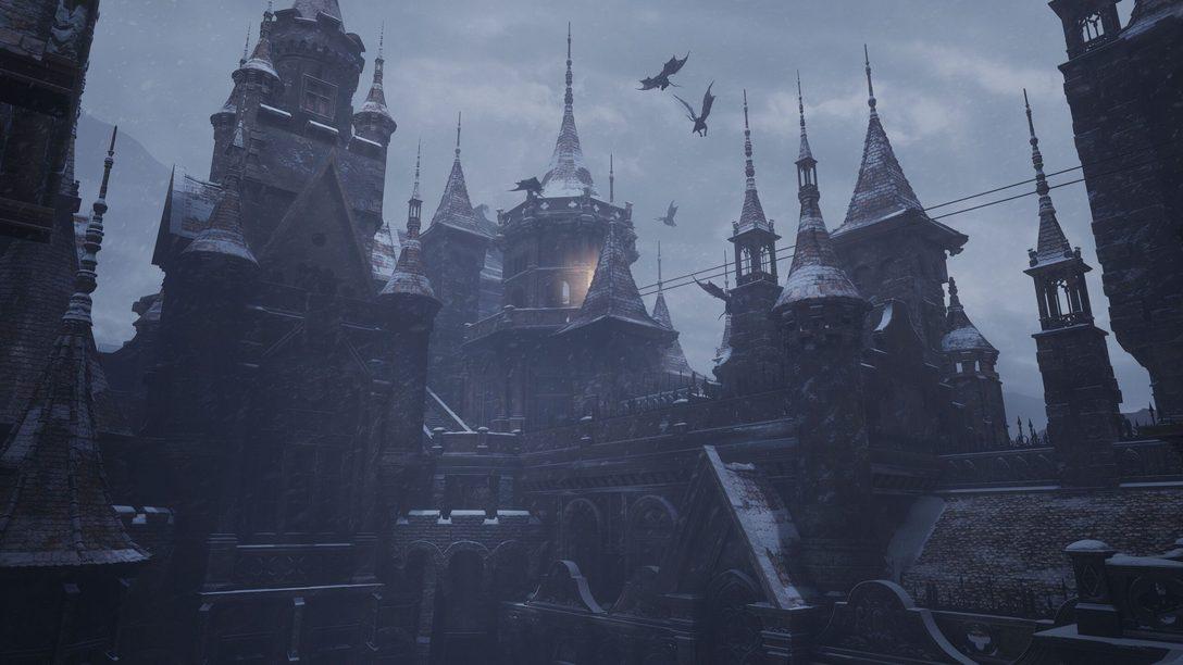 La demo di Resident Evil Village Maiden arriva oggi su PS5
