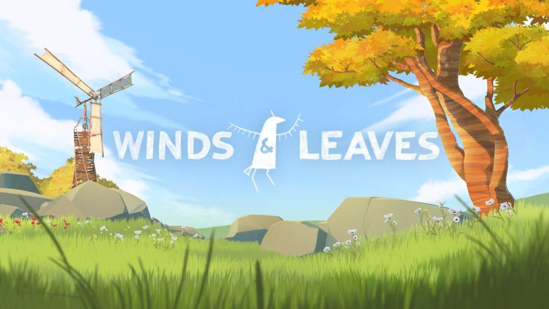 Fai crescere intere foreste in Winds & Leaves, un'esclusiva per PS VR, in arrivo in primavera