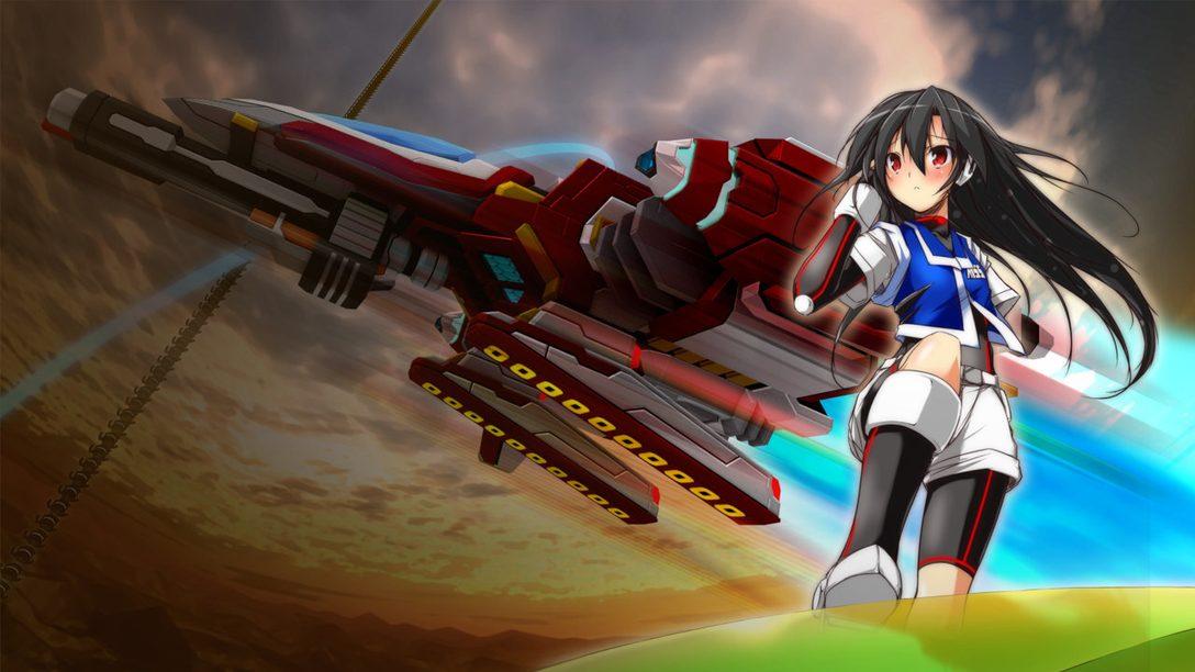 Natsuki Chronicles porterà l'elegante azione sparatutto a scorrimento laterale su PlayStation dal 18 febbraio