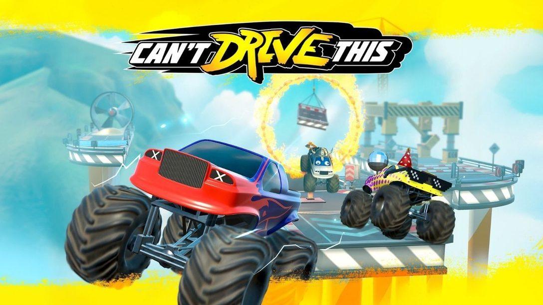 Can't Drive This: il caos a schermo condiviso arrivan su PS4 e PS5 il 19 marzo