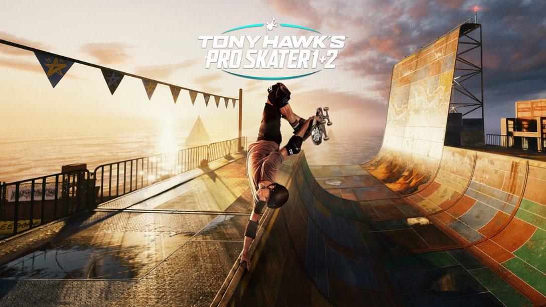 Tony Hawk's Pro Skater 1 + 2, in arrivo su PS5 il 26 marzo