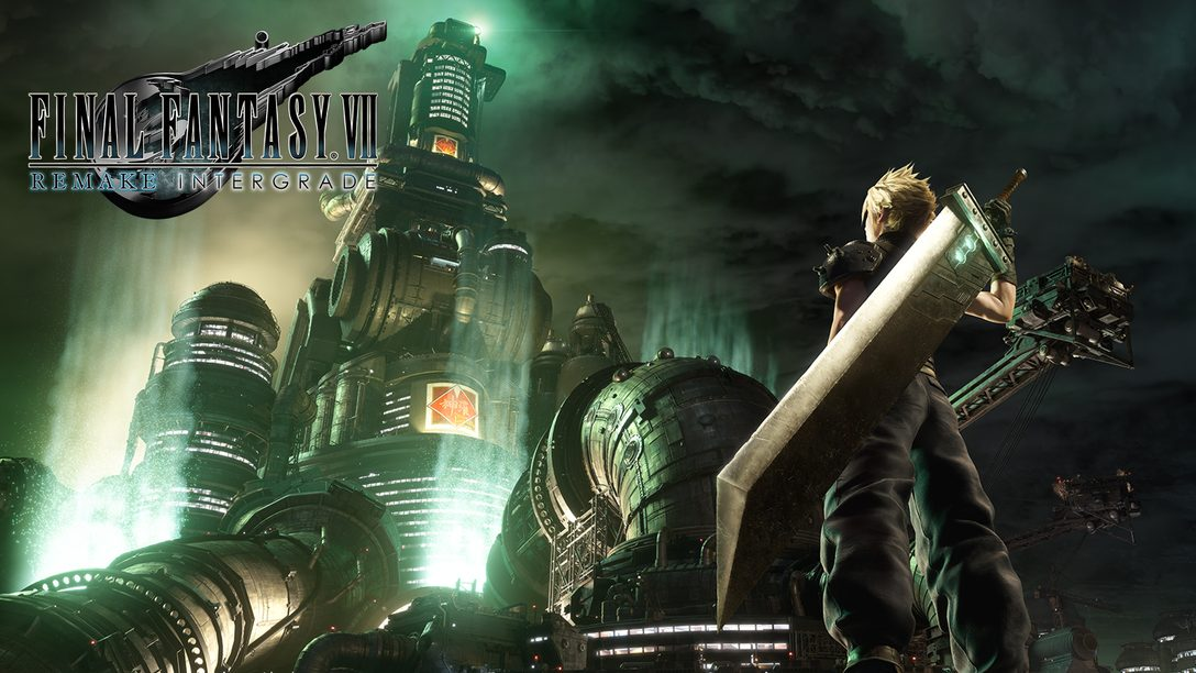 Final Fantasy VII Remake Intergrade arriva su PS5 il 10 giugno 2021