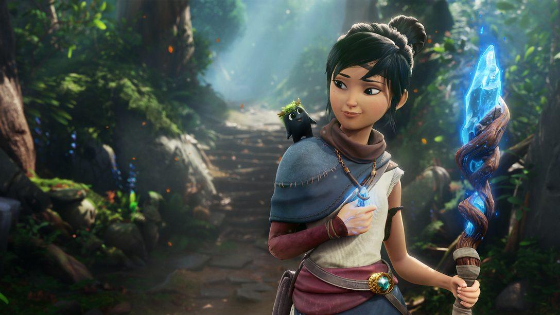 Nuovi dettagli su gameplay e storia svelati nell'emozionante trailer di Kena: Bridge of Spirits
