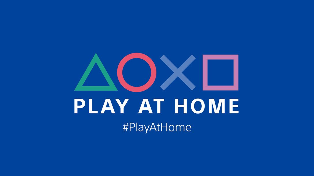 Ritorna Play At Home: quattro mesi di offerte su giochi e intrattenimento su PlayStation a partire dal 2 marzo