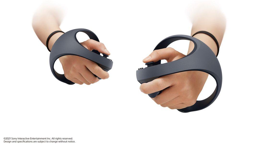 VR di nuova generazione su PS5: il nuovo controller