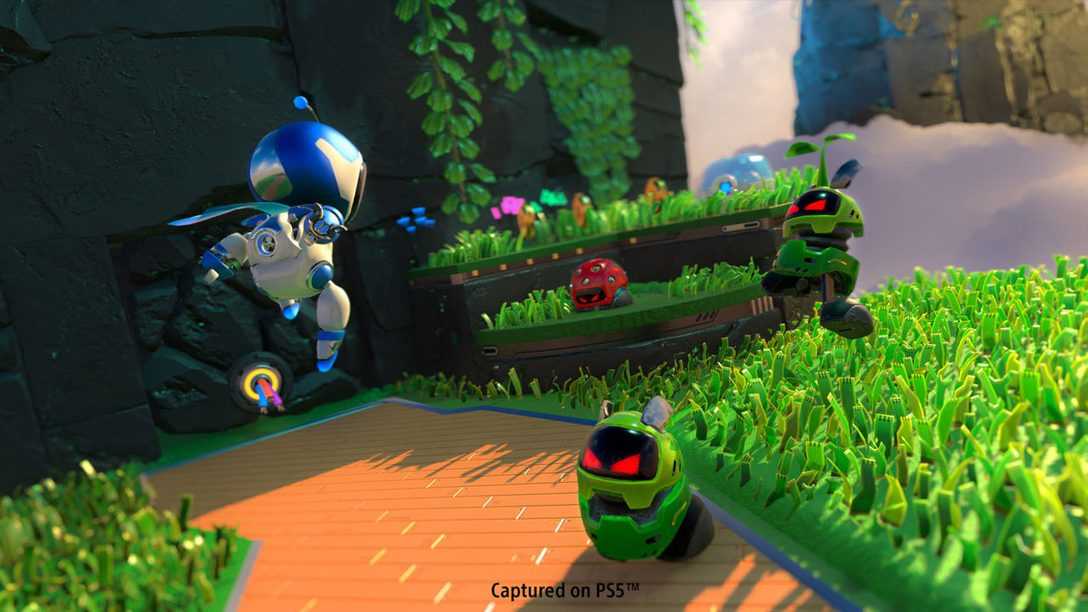 Io sono la tua GPU: il pop digitale di Astro's Playroom