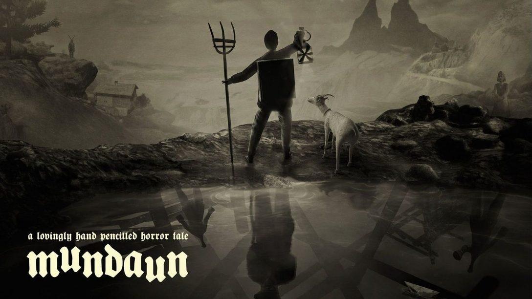 Uno sguardo dietro le quinte di Mundaun, il gioco horror disegnato a mano in uscita domani