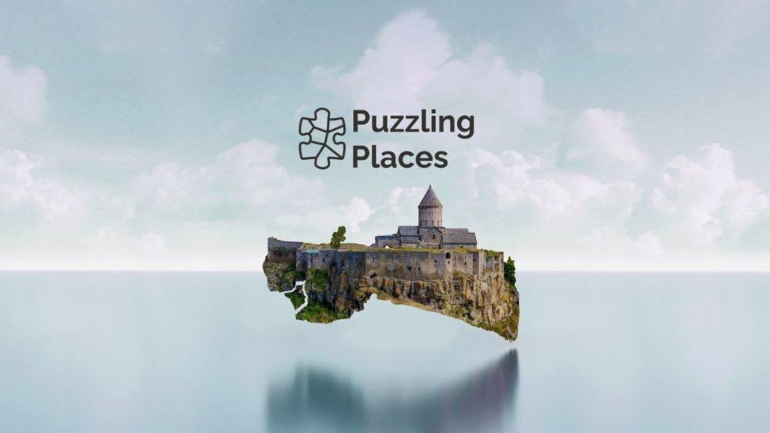 Puzzling Places, il puzzle 3D è in arrivo su PS VR!