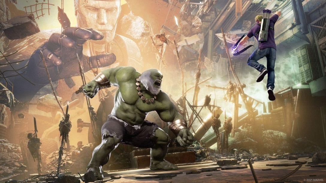 Nuovi dettagli sulle ottimizzazioni per PS5 di Marvel's Avengers, Black Panther e altro ancora