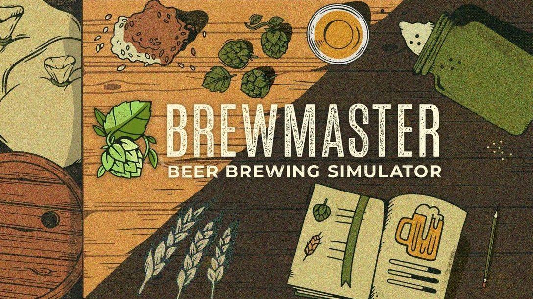 Preparate una birra perfetta e perfezionate l'arte della produzione domestica di birra nel nuovo gioco di simulazione Brewmaster