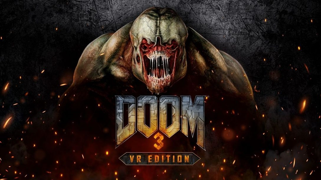 Affronta i tuoi incubi in DOOM 3: VR Edition per PlayStation VR