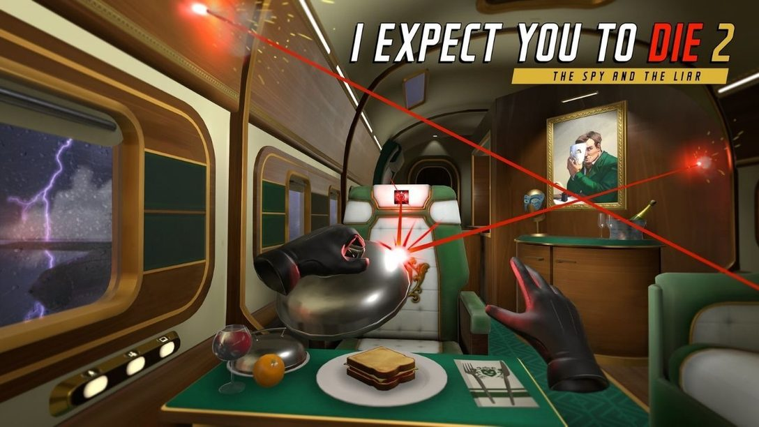 I Expect You To Die 2 ritorna per PS VR