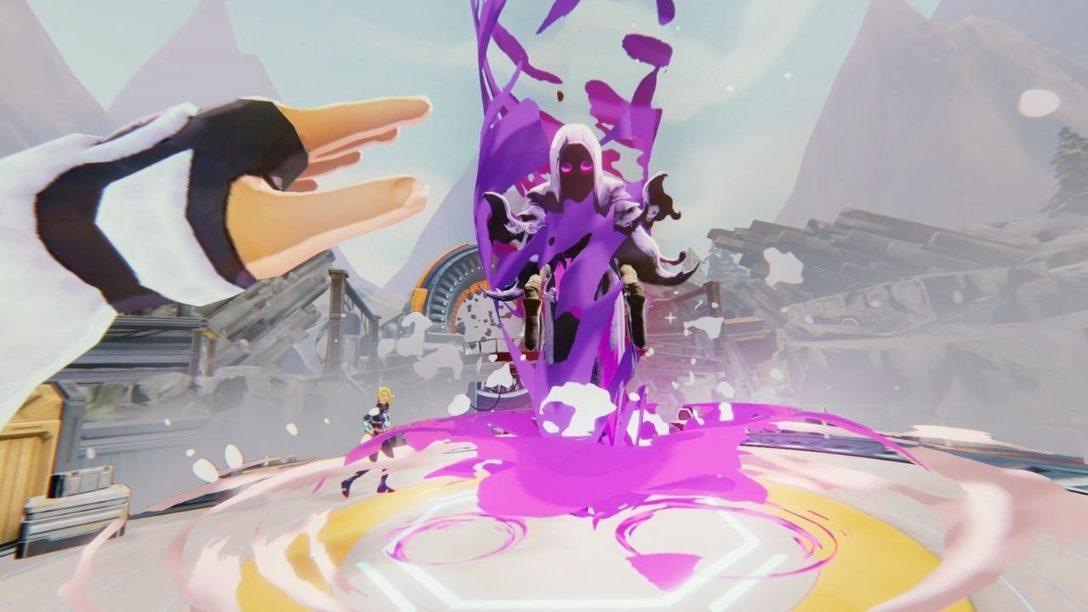 Zenith, l'immenso MMO ispirato ai JRPG, è in arrivo per PS VR