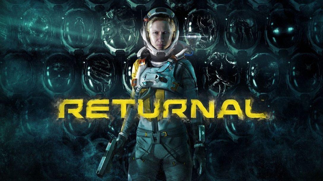 Returnal: anteprima di gioco