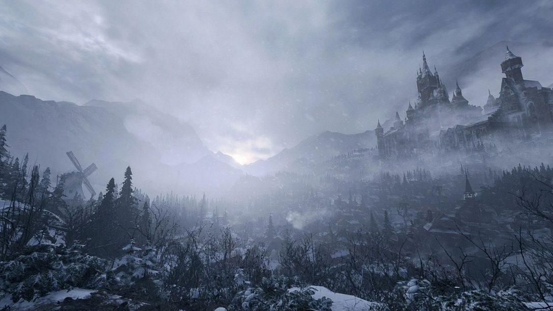 Domani, la nuova demo di Resident Evil Village vi invita al castello Dimitrescu
