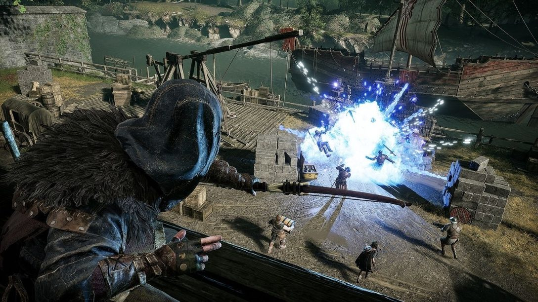 Sfruttate le funzionalità del DualSense in Hood: Outlaws & Legends