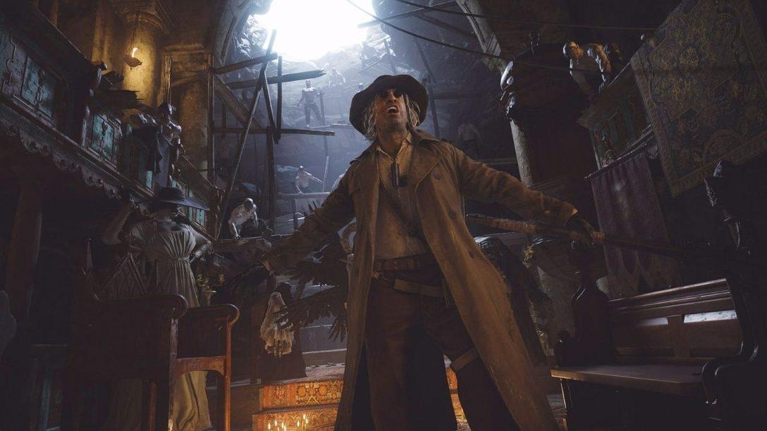 La nuova demo di RE Village arriva su PS4 e PS5 il 17 aprile