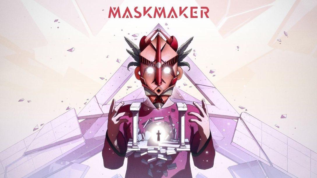 Arriva domani l'affascinante avventura in realtà virtuale Maskmaker