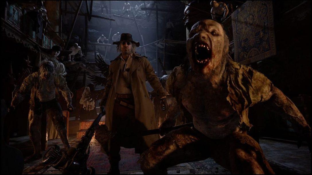 Un nuovo gameplay di Resident Evil Village mostra il combattimento, i nemici e gli ambienti