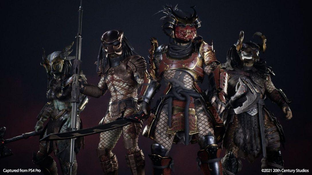 Predator: Hunting Grounds arriva su Steam con l'aggiornamento di aprile