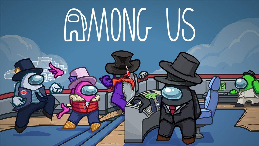 Raduna l'equipaggio: Among Us arriverà su PS5 e PS4 quest'anno!